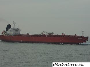 oil tanker safe passage